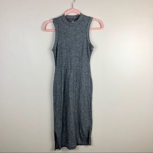 MADEWELL Gray Bodycon Dress